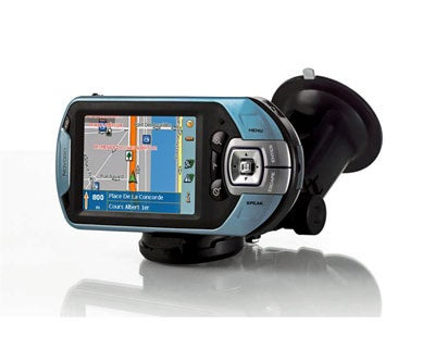 Novogo V Series Voice-Activated GPS