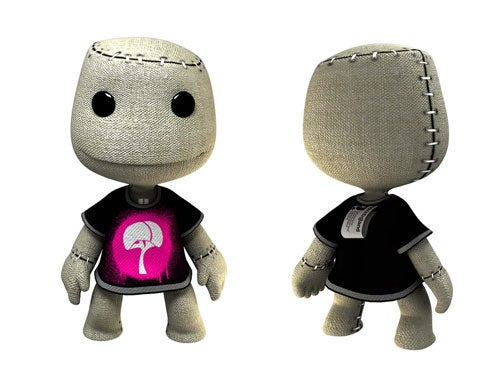Celebrate The LittleBig Planet Launch October 21st Safely Within Your Spacesuit