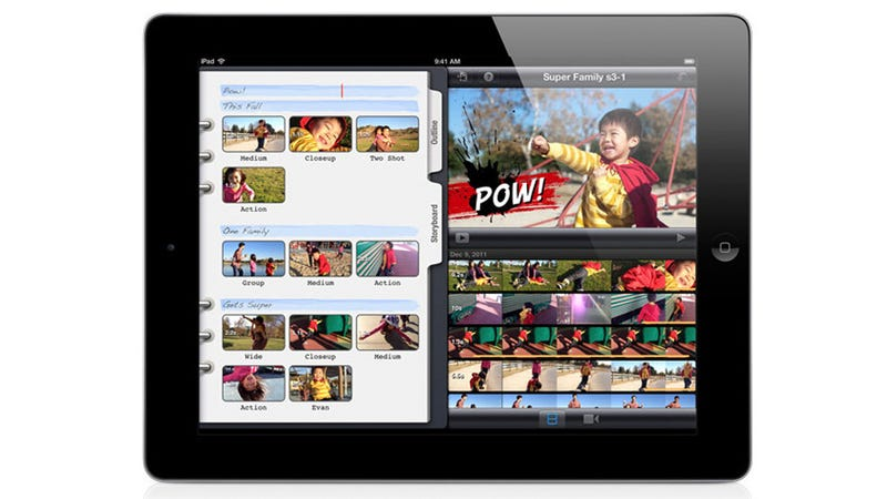 iWork and iLife Apps Updated, iPhoto Now Available For iOS