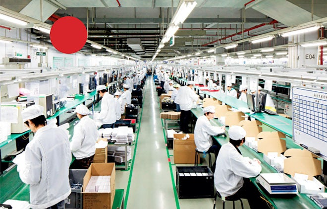 Apple Asks the Fair Labor Association to Check Out Its Chinese Labor Suppliers
