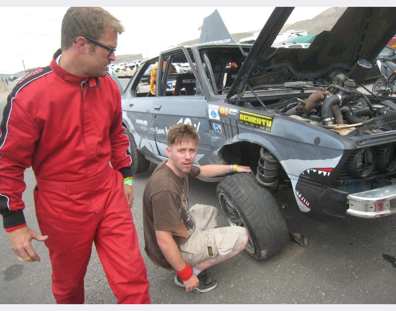 Brother, Can You Spare A Transmission? Broken Cars At The Goin' For Broken 24 Hours Of LeMons