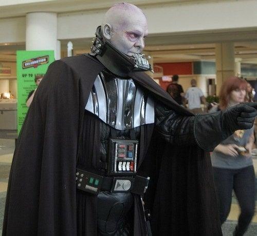 Star Wars Celebration Costumes