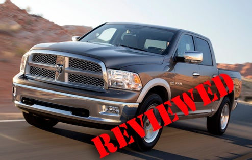 2009 Dodge Ram, Reviewed