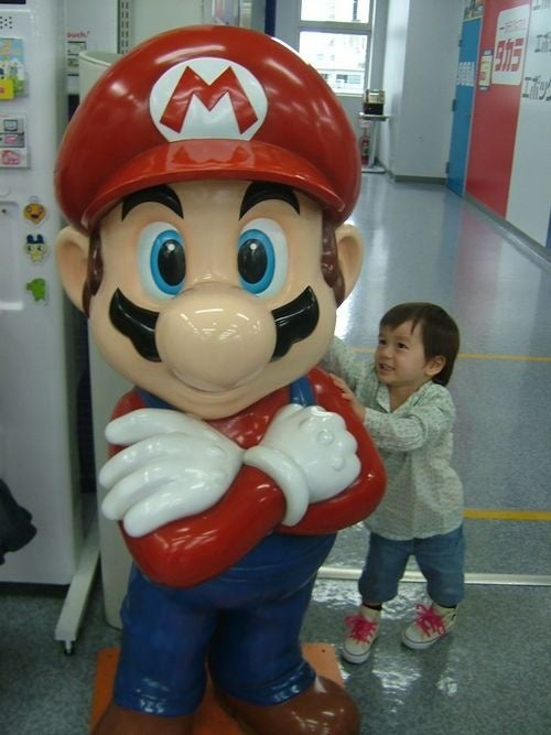 What Game Characters Does Japan Want To Befriend?