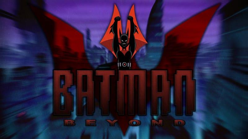 Saturday (Errrr Friday?!) Morning Cartoons - Batman Beyond