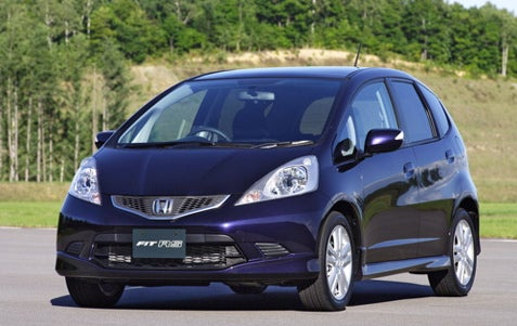 Honda Fit Japanese Car of The Year