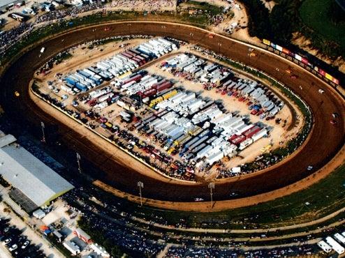 Eldora Speedway's Only Three Hours Away...