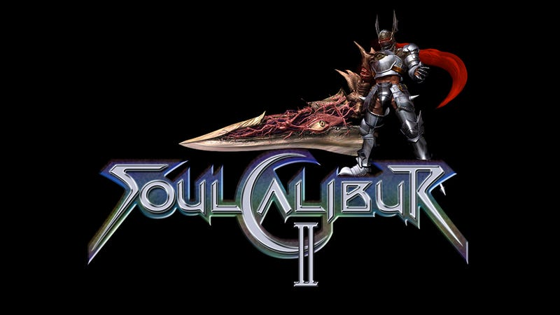 There's An HD Version of Soul Calibur 2 On Its Way