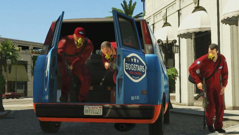 Rockstar Delaying GTA Online Stimulus Package Until Bugs Get Fixed