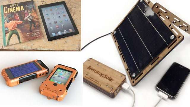 Charge Your iPhone with Your Mouth, and More from TreeHugger