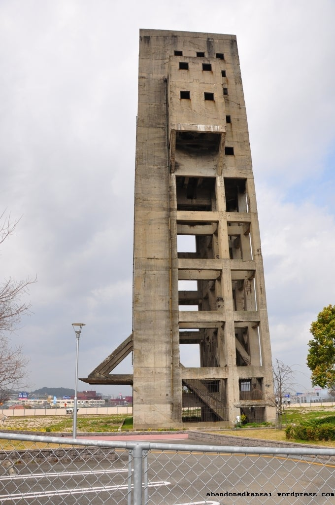 The abandoned Japanese coal mine that became the internet's favorite anti-zombie fortress