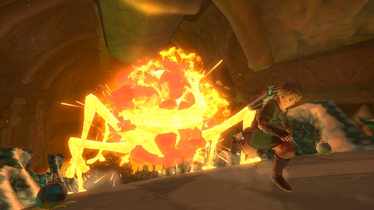 These Skyward Sword Trailers and Screenshots are for the Birds