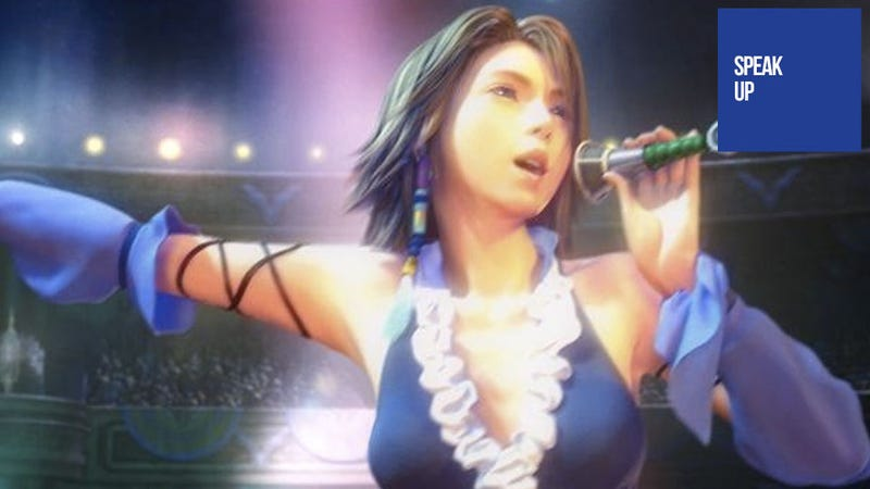 Say Goodbye to Speak Up on Kotaku with the Best Final Fantasy Sequel Ever