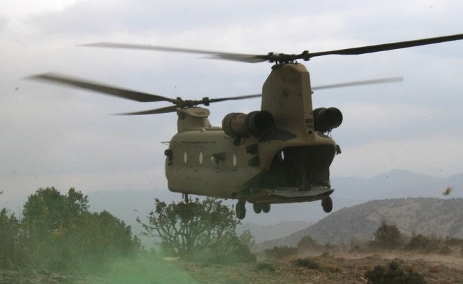 Did a New Taliban Weapon Kill a Chopper Full of Navy SEALs?