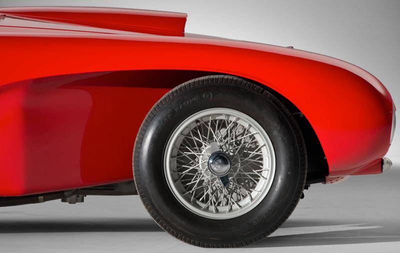 Rare 1953 Ferrari 375 MM Spider: $8.25 Million at RM Auction