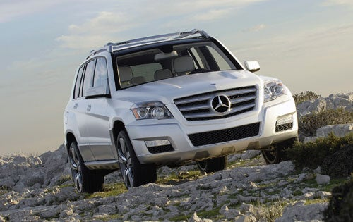 Detroit Auto Show: Mercedes Vision GLK Freeside Photos And Details Emerge