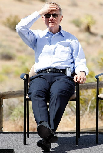 Nevada GOP Primary Could Save Harry Reid's Career
