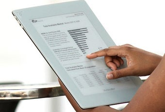 Why the Large-Format Kindle Is Not a Life Raft for Newspapers