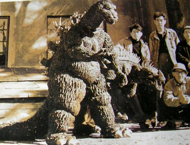 """The First Hollywood Attempt to """"Reimagine"""" Godzilla ..."""