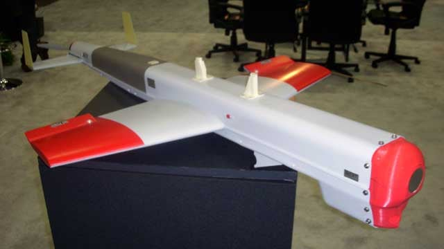 Remora Weaponized Drone Is Designed to Be Launched From Mothership Drone