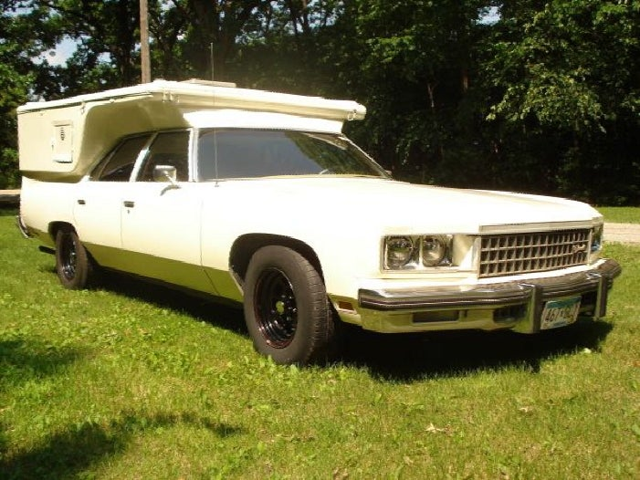 For $4,750, Is This KOA Caprice A-Okay?