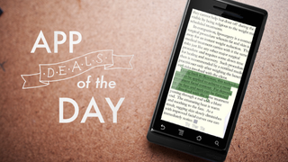Daily App Deals: Get ezPDF Reader for Android for