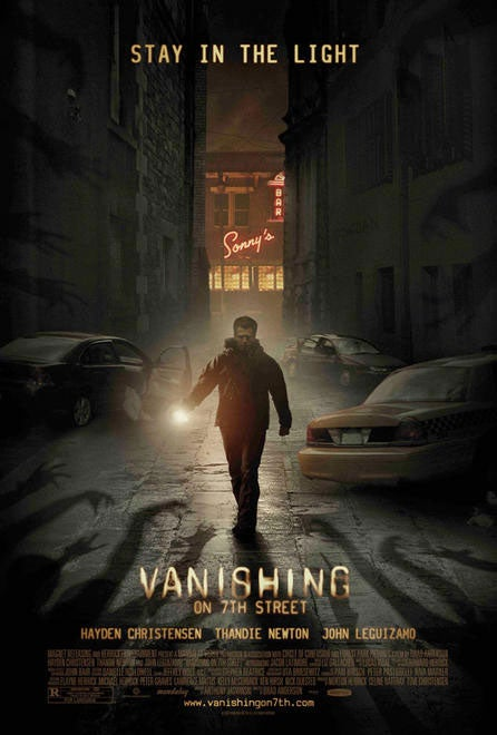 The apocalypse is boring in Vanishing on 7th Street