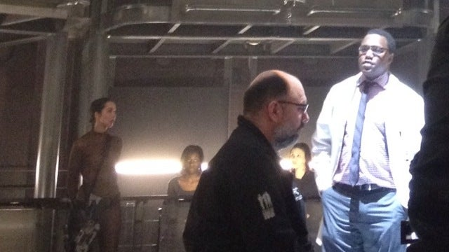 An Exclusive Continuum Set Photo Reveals a Sinister Facility