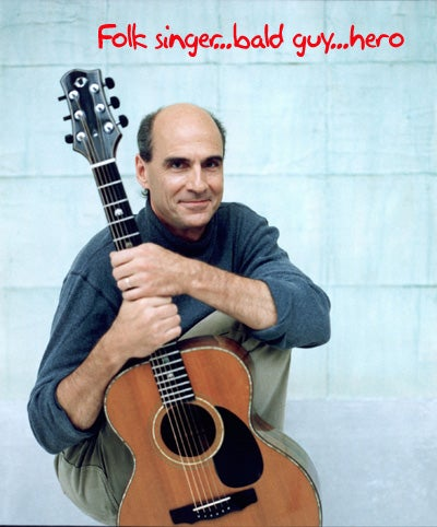 James Taylor Gives Unfortunate Taxi Passenger an iPod Loaded With His Songs