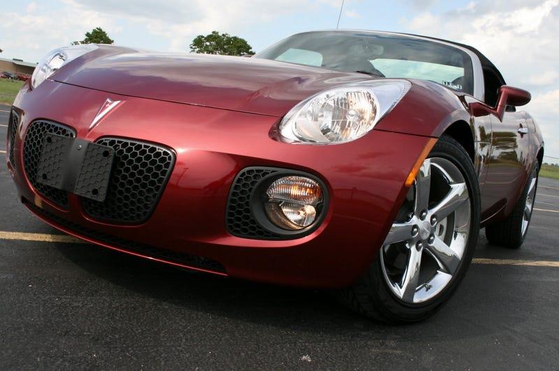 2009 Pontiac Solstice GXP: Last Drive