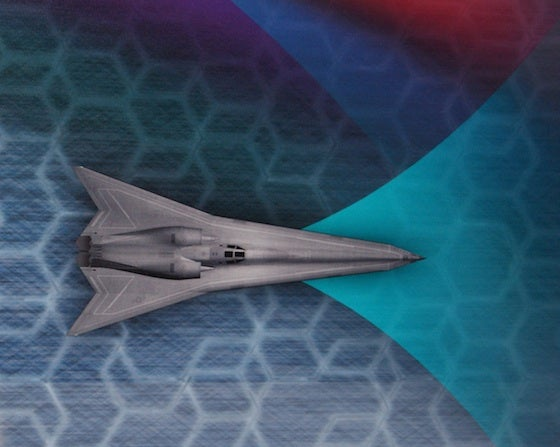 Next-Generation High-Speed Bomber Looks Unlike Anything You've Seen Before