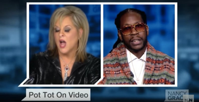 Nancy Grace's Show Won't Be Missed, But Her Hashtags Will