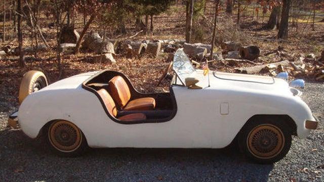 Crosley Hotshot Is America's Smallest Sports Car