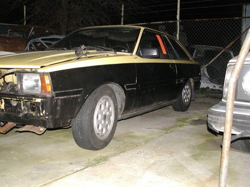 Ford 302-Powered 1982 Toyota Corolla Needs Some Work