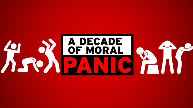 From Rainbow Parties to Butt-Chugging: A Timeline of Moral Panics in the Last Decade