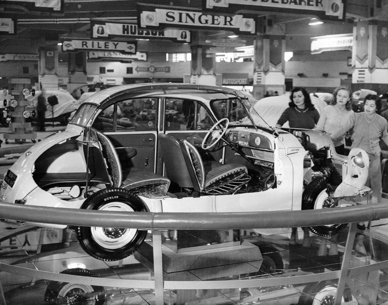 Henry Ford II Told The British The VW Beetle Was A Piece Of Junk