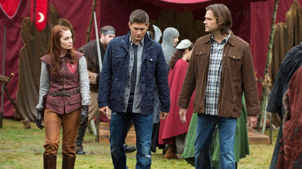 On Supernatural, Felicia Day Makes Everything OK