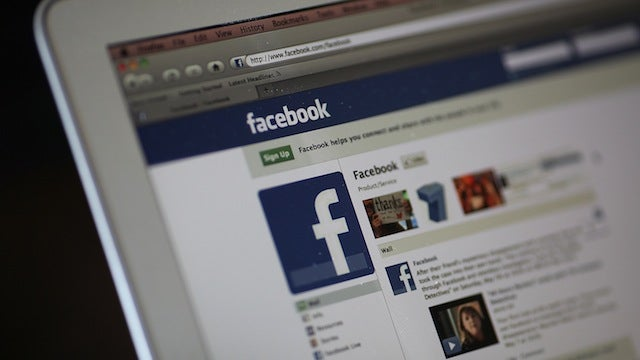 One Third of UK Divorcees Cite Evils of Facebook