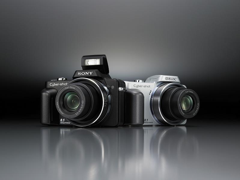 Sony DSC-H10: Sony's Basic 10x Lens Camera