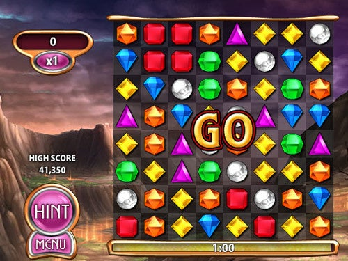 iPhone Bejeweled 2 Gets Free Blitz Update