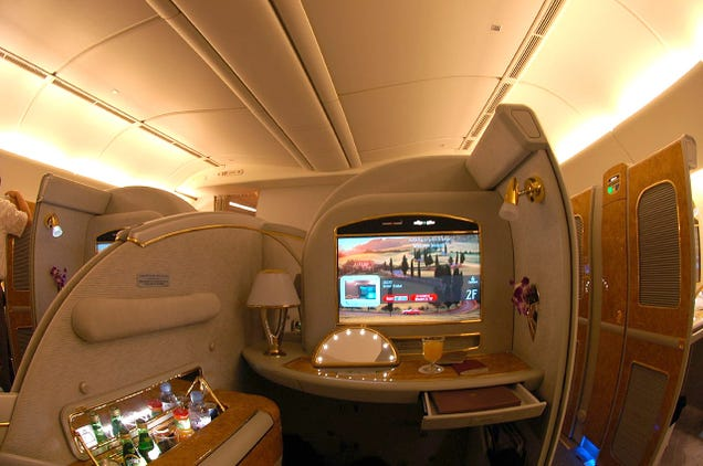 Here's Why a Single First Class Seat Can Cost $300,000