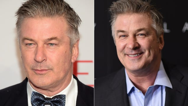 Alec Baldwin Is Upset or Happy About Some Thing