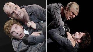 """Benedict Cumberbatch is the best """"Frankenstein's"""" monster... evar!"""
