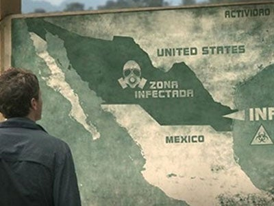 "First Impressions of ""Monsters"": A Quarantined Mexico Packed With Aliens"