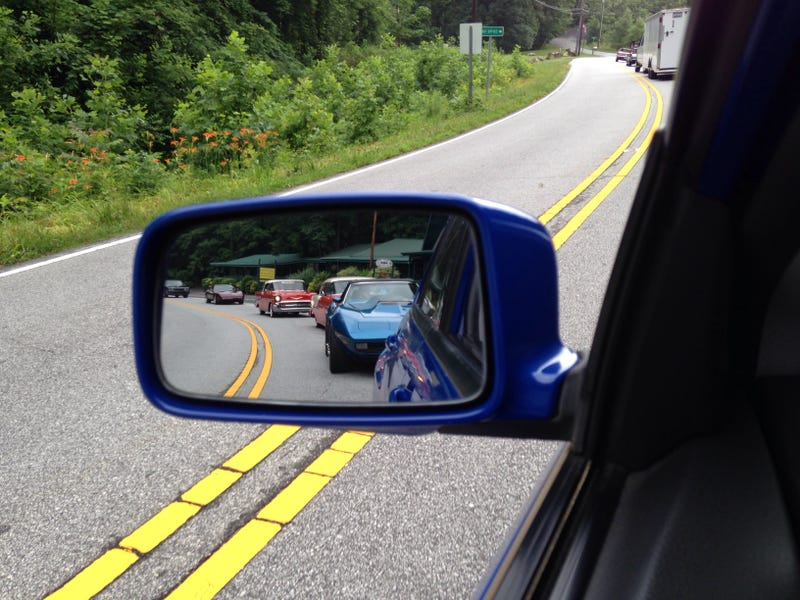 Cruising With A Different Crowd - Hot Rod Power Tour Day 2