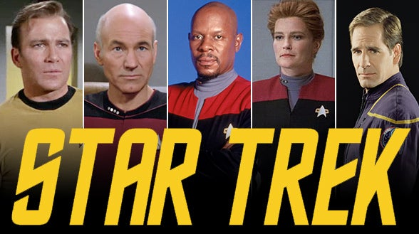 Watch Every Star Trek Episode for Free!