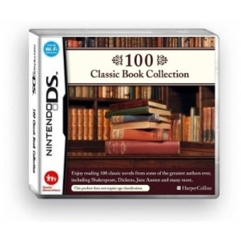 More Books On The DS Following Harper Collins/Nintendo Deal