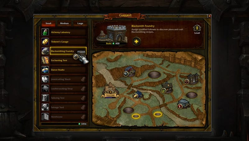 World Of Warcraft's Coolest New Feature? Garrison Building.