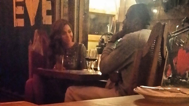 "Did Beyoncé ""Storm Out"" on Jay Z at Dinner on Sunday Night?"