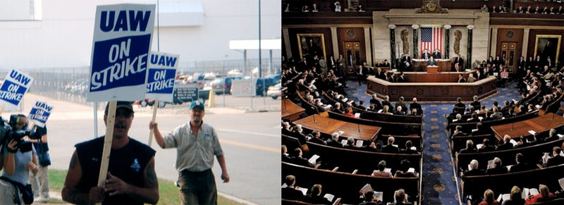 Eleven Ways The UAW Is Like Congress